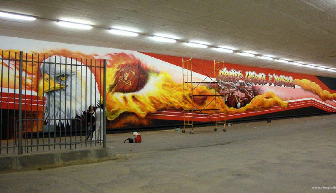 Túnel da Luz – SLB 2