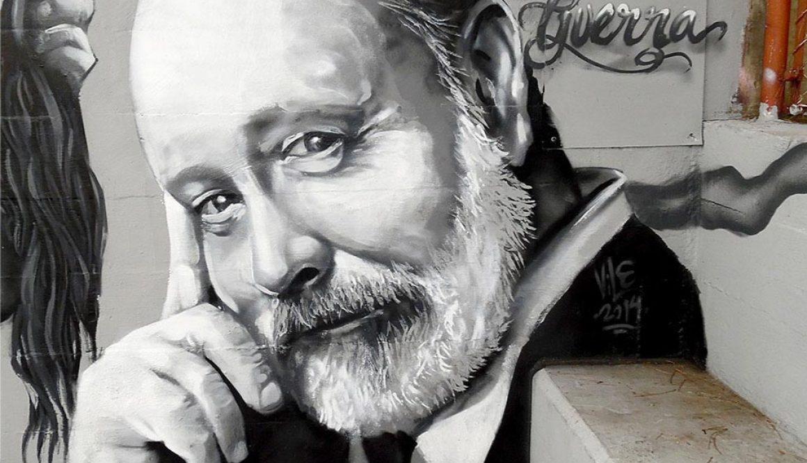 portrait of Álvaro Guerra