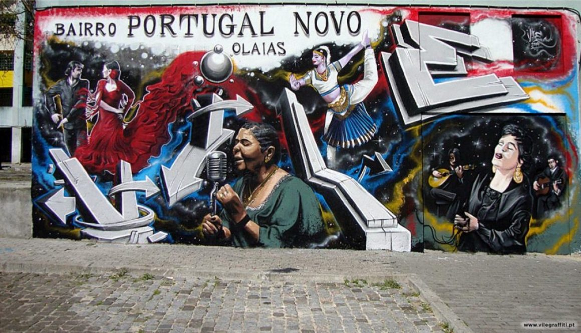 4 culturas 1 só bairro – Portugal Novo