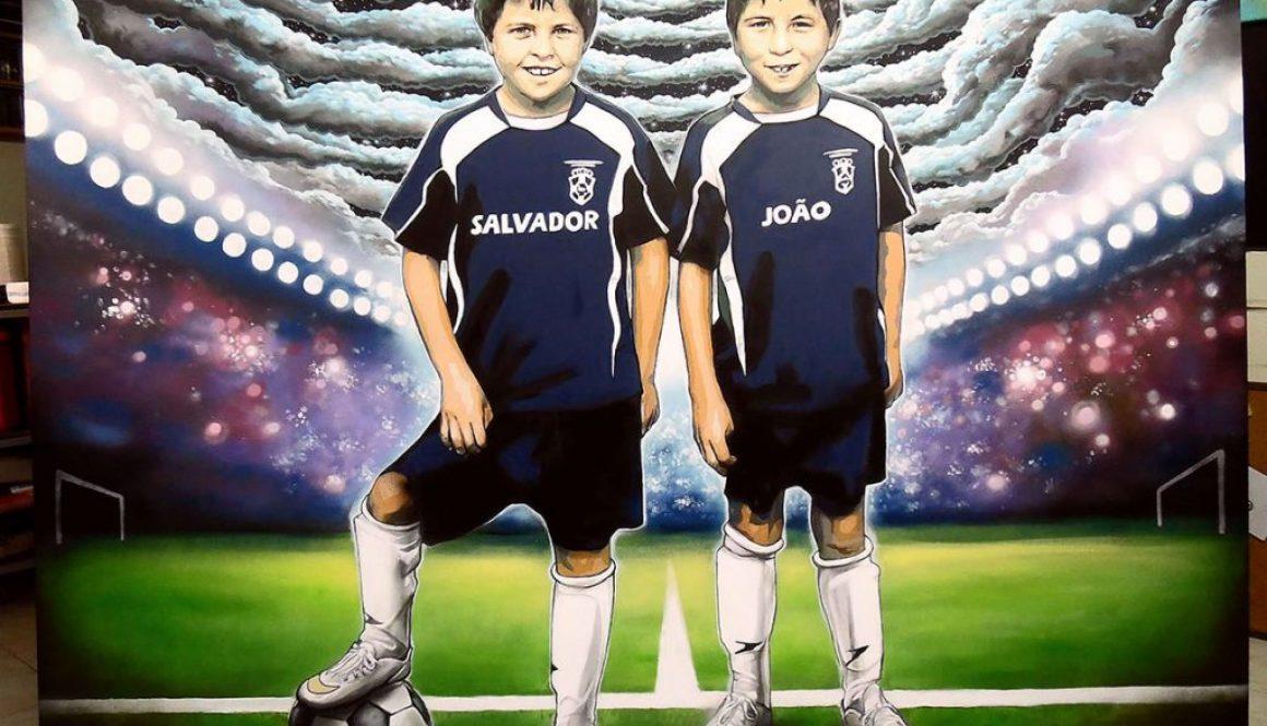 Salvador e João