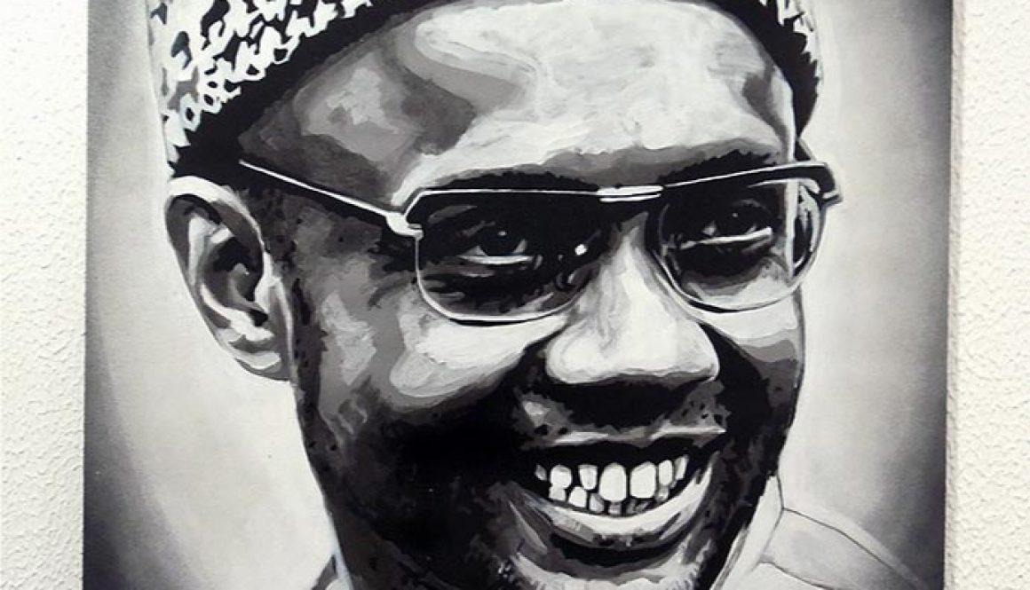 Portrait – Amilcar Cabral