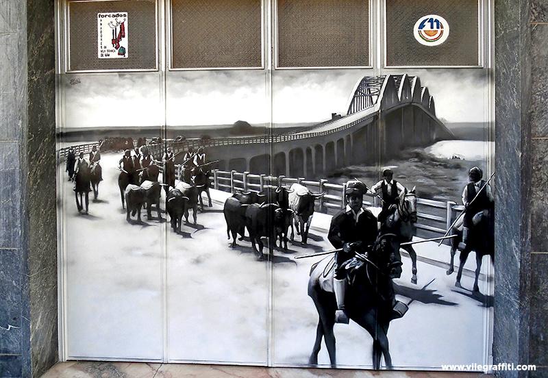 2016-VILE-reprodução-de-uma-fotografia-da-inauguração-da-ponte-Marechal_Carmona_em_30_de_Dezembro_de_1951