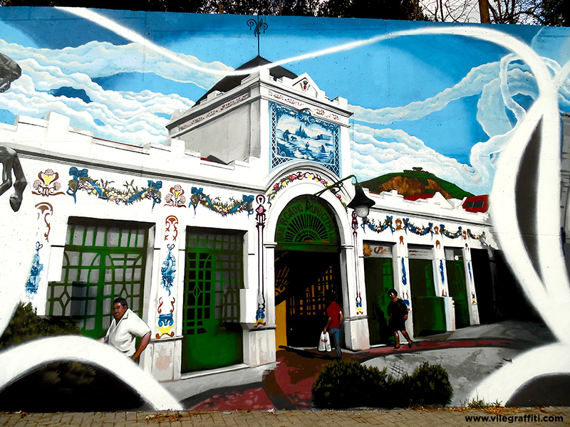 2016_VILE_Mura_da_Cidade_Vila_Franca_de_Xira_Mercado_Municipal