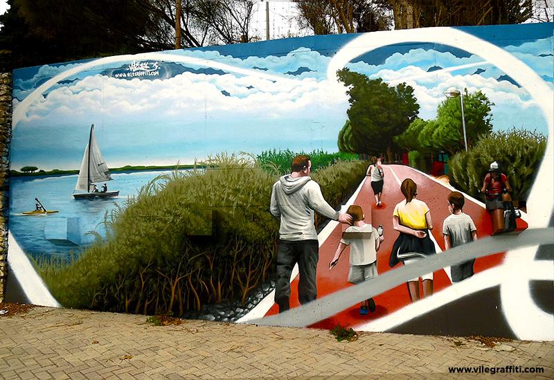 2016_VILE_Mural_da_Cidade_Vila_Franca_de_Xira_Passeio_Ribeirinho_Vila_Franca_a_Alhandra