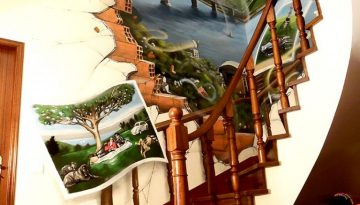 Escadaria de duplex – Vila Franca de Xira